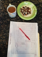 Breakfast and proofing go hand in hand!